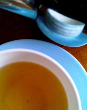 Special tea: arecipe.